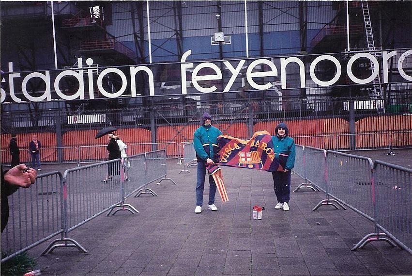 Final Recopa Rotterdam 1991