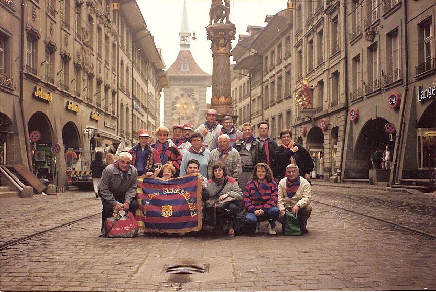 Final Recopa Berna 1989