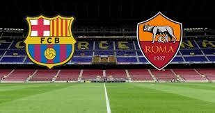 Barça - Roma (04/04/18)