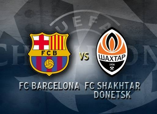 Bus pel proper partit contra el Xakhtar Donetsk