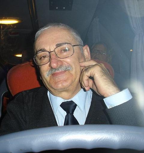 Adéu al nostre amic i conductor Pere Burgos