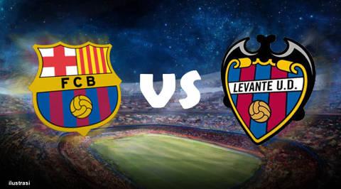 Barça - Llevant (27/04/19)