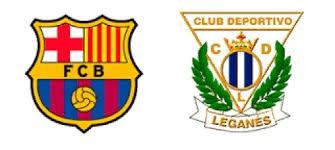 Barça - Leganés (07/04/18)