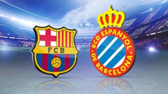 Barça - Espanyol (25/01/17)