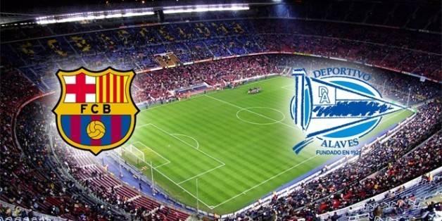 Barça - Alabés (28/01/17)