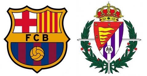 Barça - Valladolid (16/02/19)