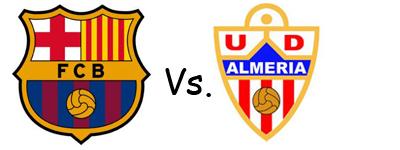 Bus pel proper partit contra l'U.D. Almeria