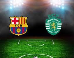 Barça - Sporting de Portugal (05/12/17)