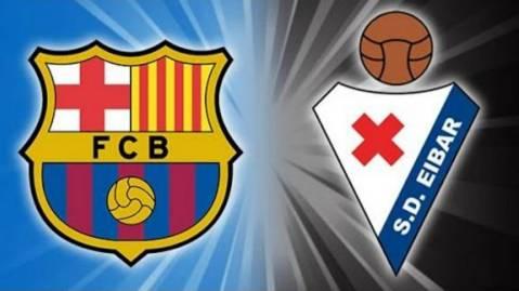 Barça - Eibar (13/01/19)