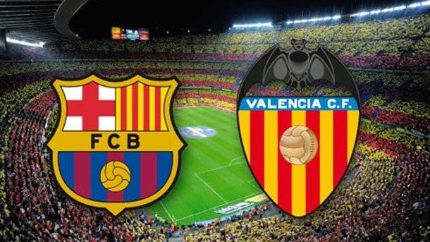 Barça - València (14/04/18)