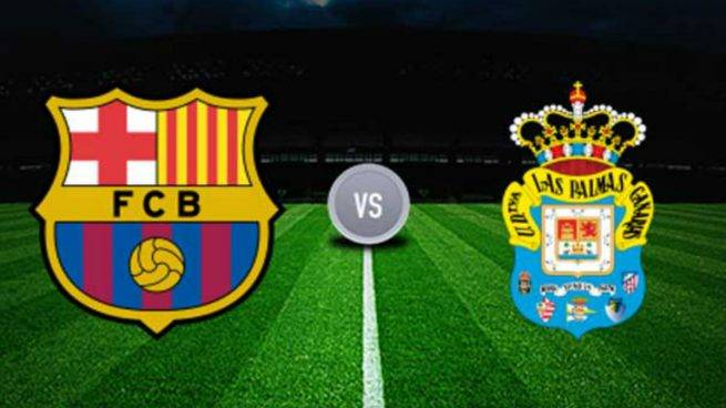 Barça - Las Palmas (01/10/17)