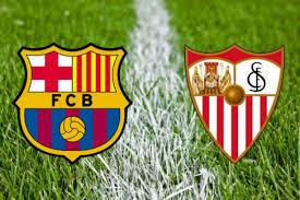 Barça - Sevilla (04/11/17)
