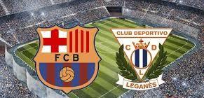 Barça - Leganés (30/01/20)